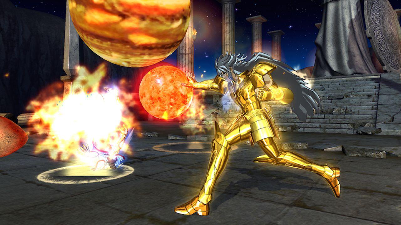 [Aggiornata] Saint Seiya Soldiers' Soul è il nuovo gioco dedicato ai Cavalieri dello Zodiaco