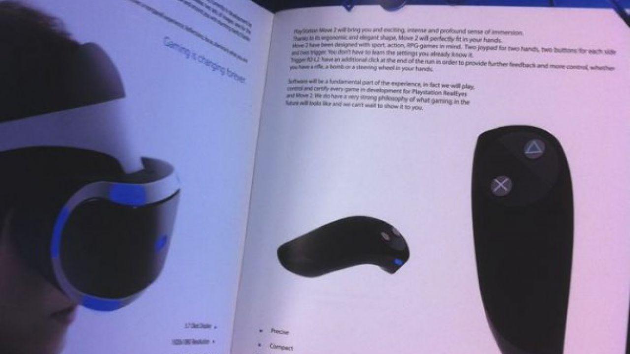 [Aggiornata] Sony si prepara a presentare il PlayStation Move 2 per Project Morpheus?