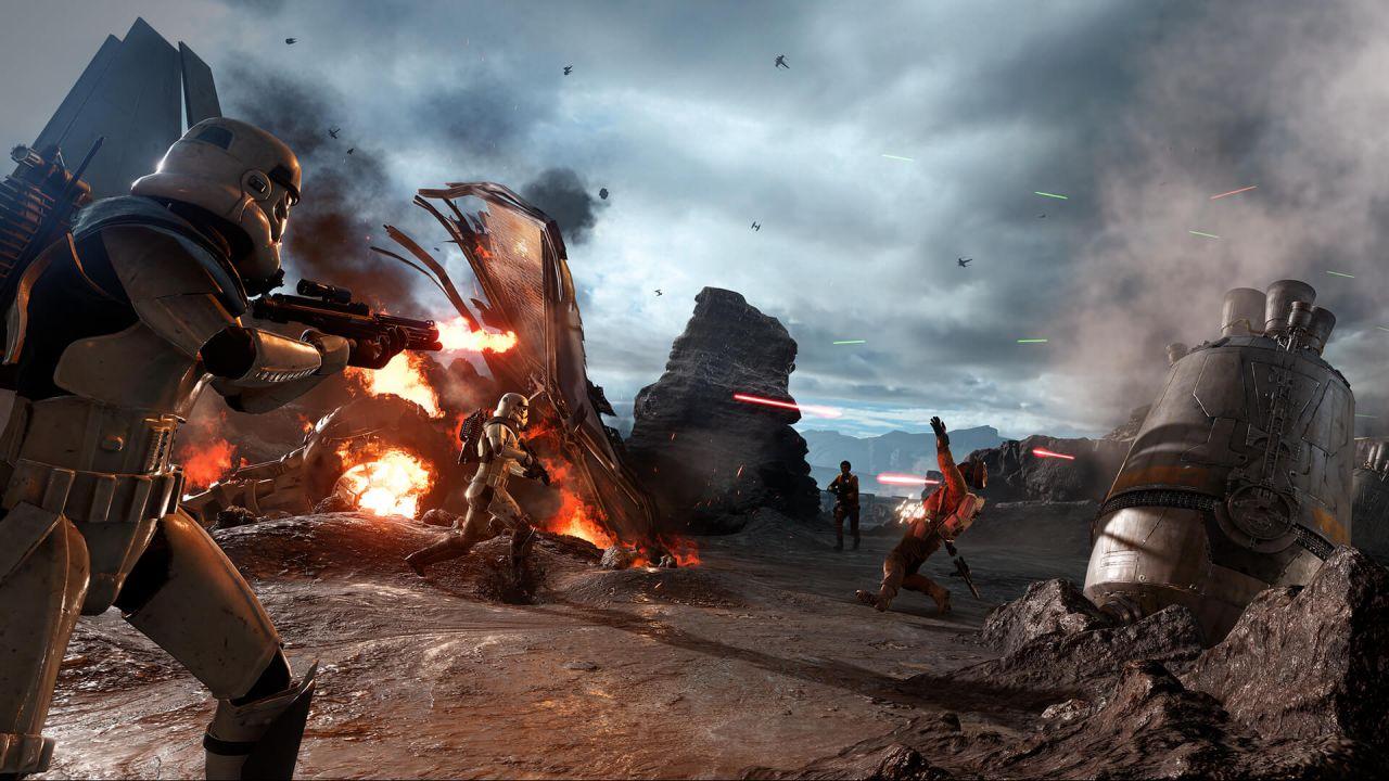 [Aggiornata] Star Wars Battlefront: EA annuncia un livestream per il DLC Battaglia di Jakku