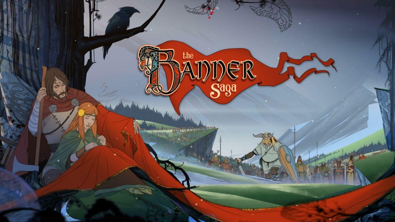 [Aggiornata] The Banner Saga arriverà su PS4 e Xbox One a gennaio