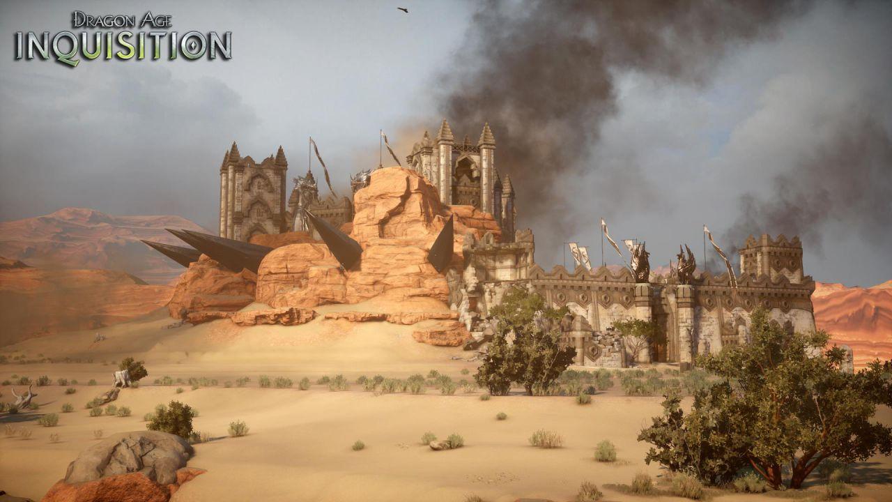 [Aggiornata] Trapelano sul web gli screenshot del primo DLC di Dragon Age Inquisition