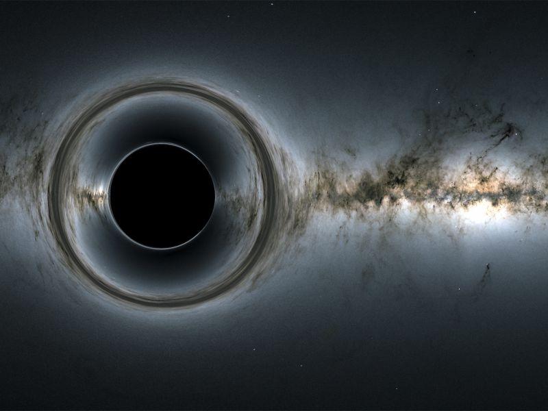 È stato appena scoperto il buco nero più vicino alla Terra: si trova a 1000 anni luce