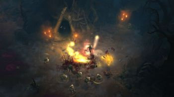 [BlizzCon 2013] Diablo 3 per PlayStation 4: immagini e artwork
