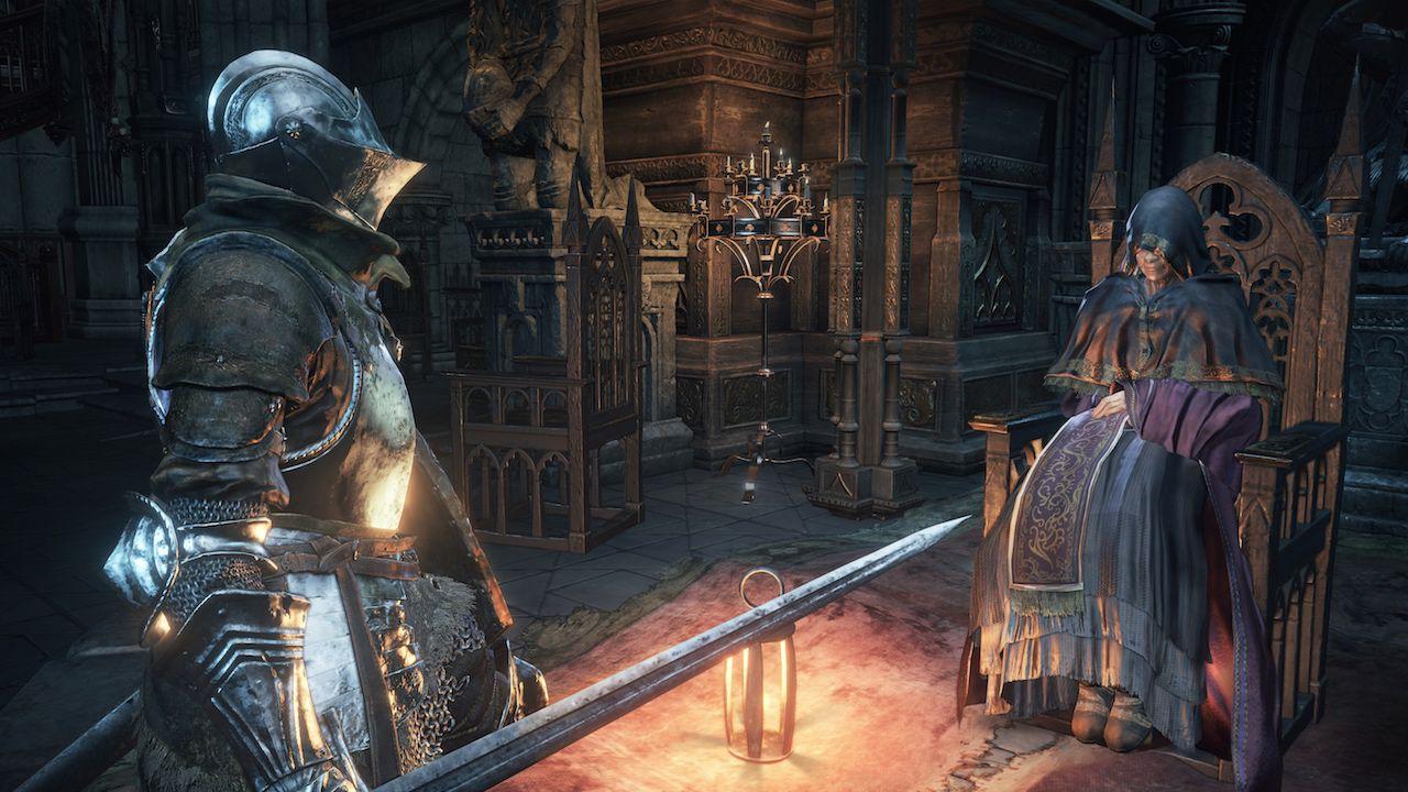 'Dark Souls 3 è totalmente basato sui miei gusti', afferma Miyazaki