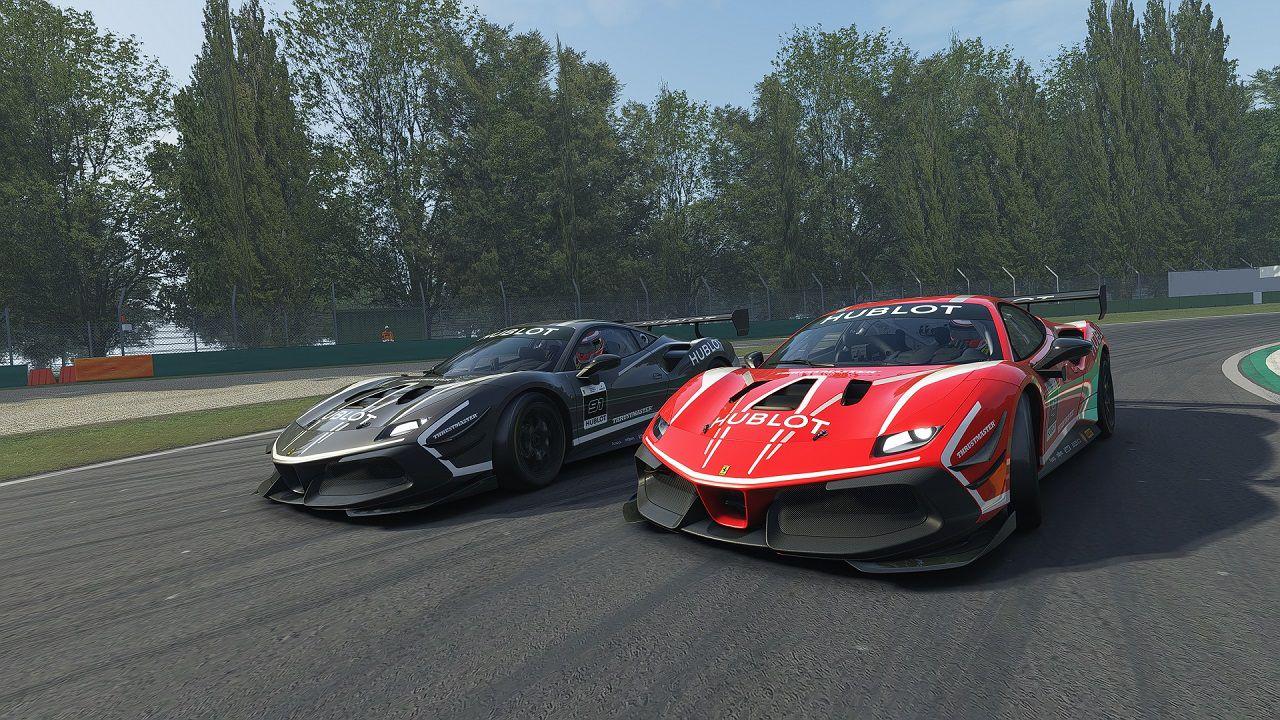 'Ferrari Hublot Esports Series', al via le iscrizioni per eleggere il pilota migliore