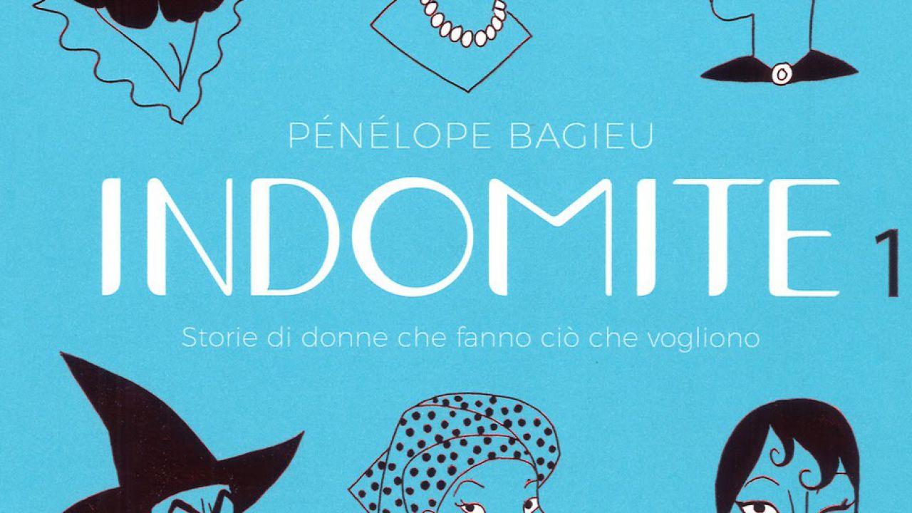 'Indomite' di Pénélope Bagieu diventa una serie animata, debutto fissato per l'8 marzo