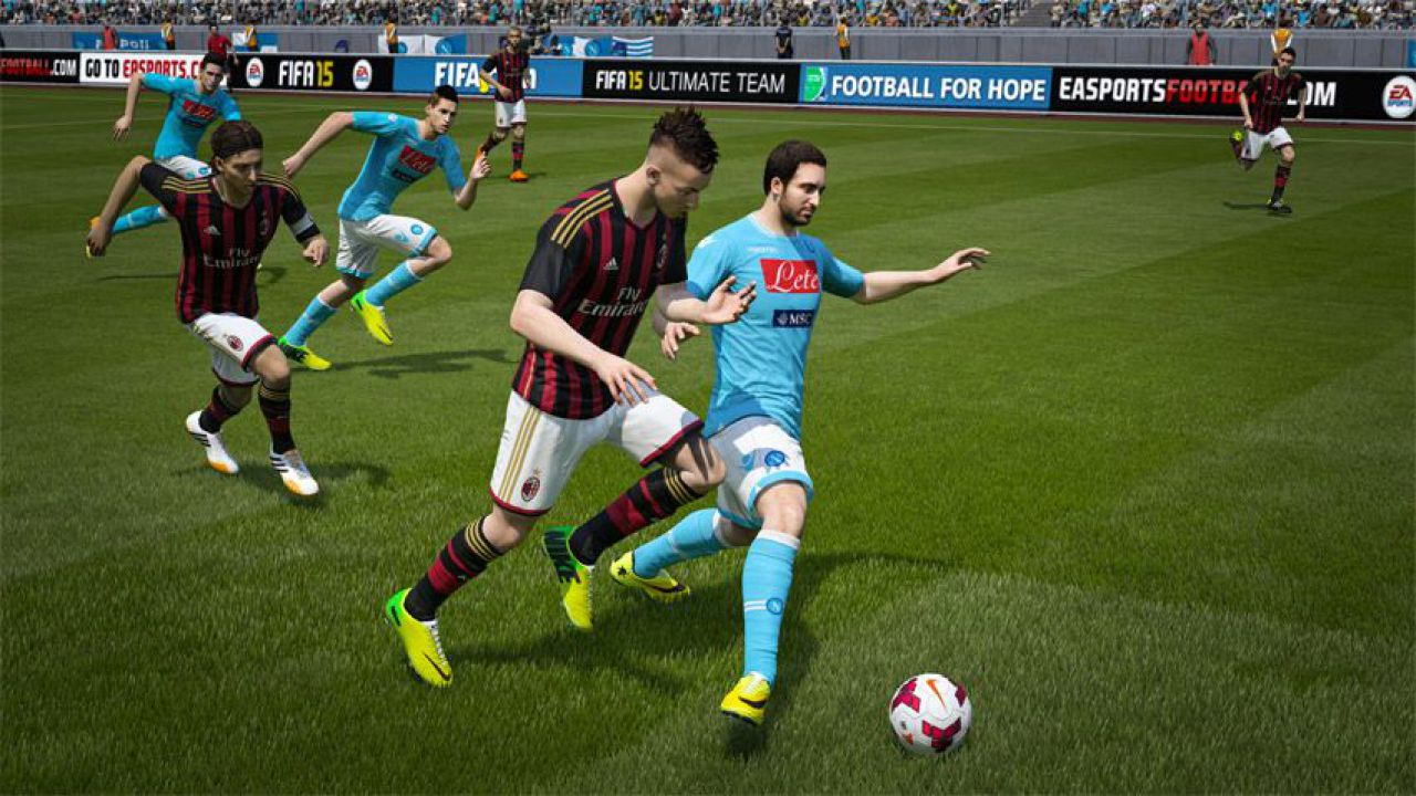 [PS4]FIFA 15: Torneo 1 Vs 1