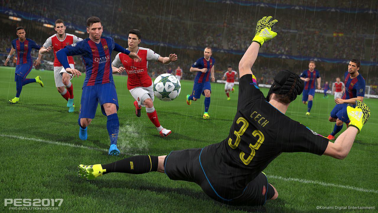 [PS4]PES 2017: Primo Torneo 1 Vs 1
