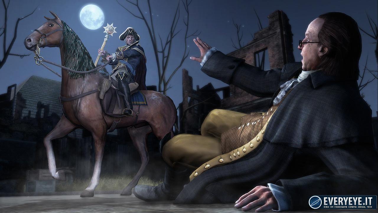[Report] Assassin's Creed 3 ed un nuovo Ghost Recon in arrivo su PS Vita?
