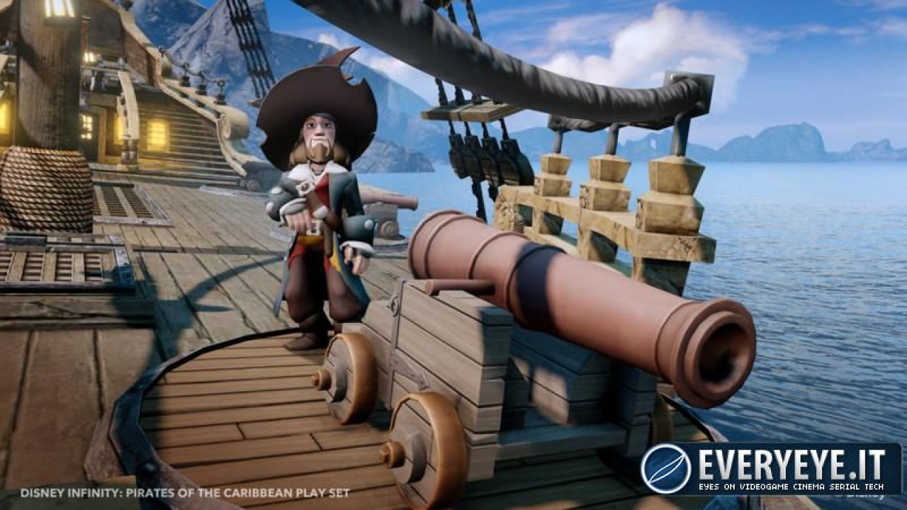 [Report] Disney Infinity è un ambizioso sandbox con i personaggi Disney e Pixar