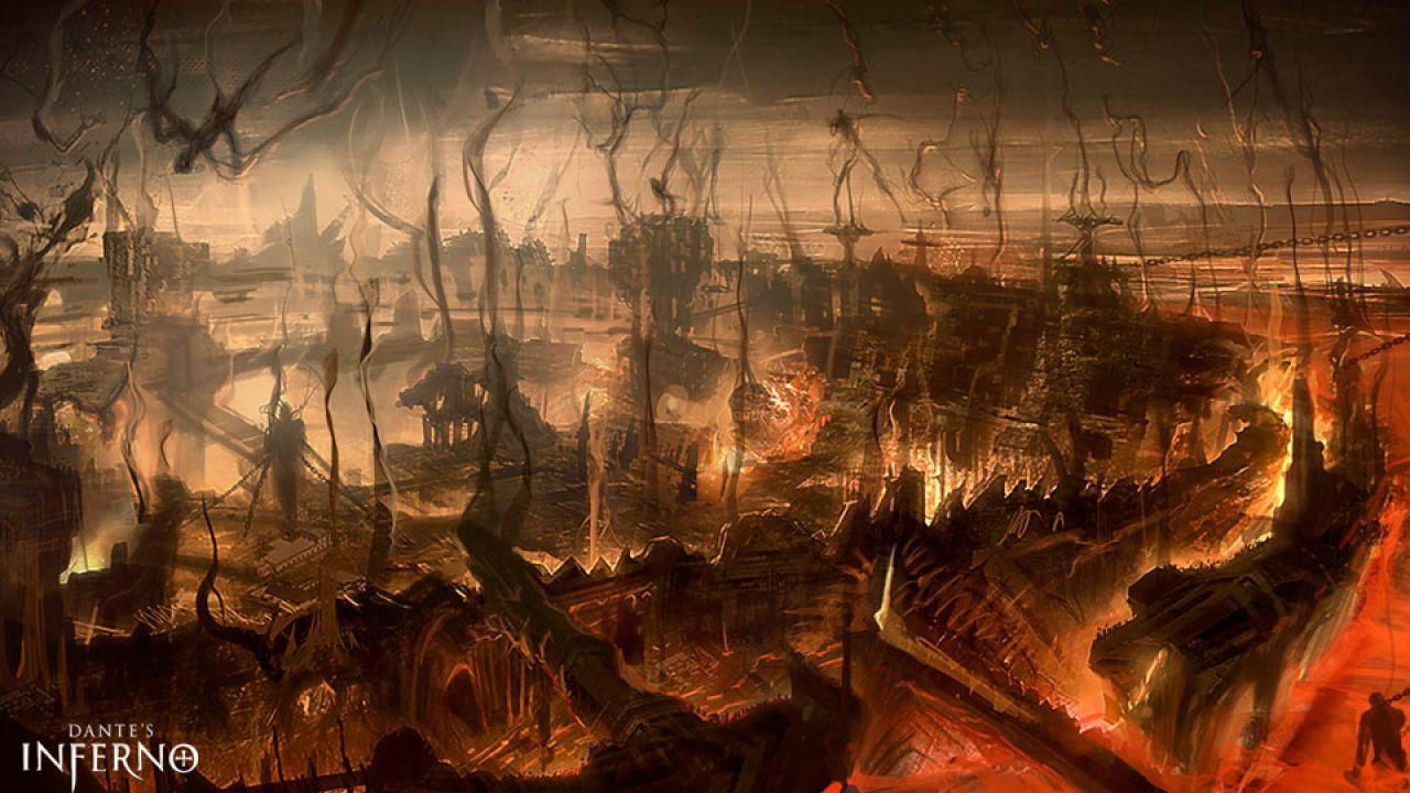 [Report] Visceral ha già lo sceneggiatore di Dante's Inferno 2