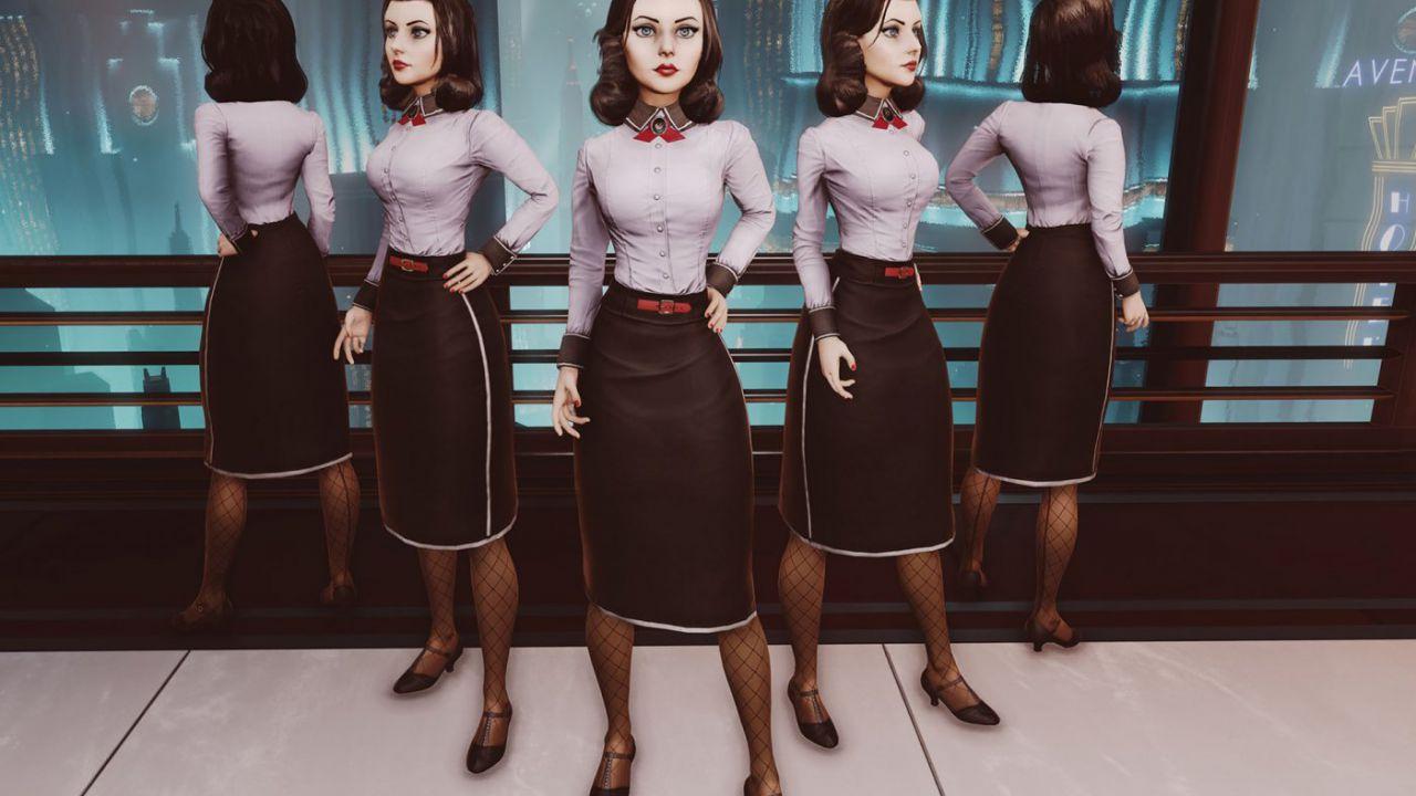 [Rumor] Un prossimo DLC di Bioshock Infinite introdurrà un nuovo compagno IA?