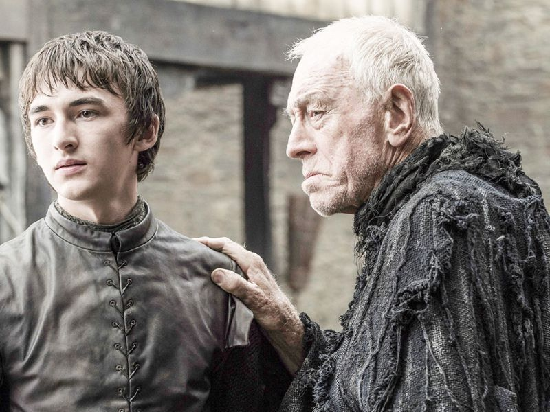 [SPOILER] Finale dei libri diverso dalla serie TV? Una star di Game of Thrones dice la sua
