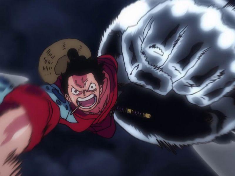 [SPOILER] ONE PIECE: Rufy è pronto a scatenare l'inferno a Onigashima