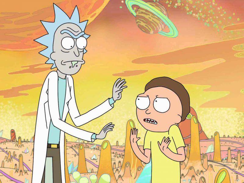[SPOILER] Rick and Morty 4 e quel commovente cameo nel finale di stagione: ecco di chi si tratta