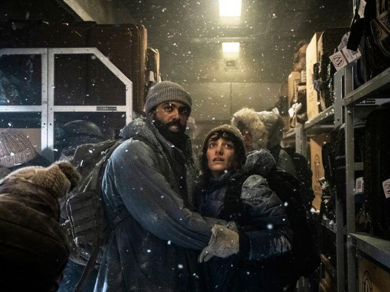 [SPOILER] Snowpiercer: Sheila Vand svela i primi dettagli sulla seconda stagione!
