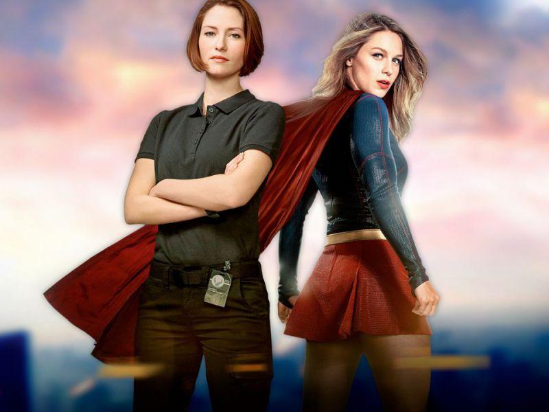 [SPOILER] Supergirl 5, grandi stravolgimenti per Alex nel finale di stagione
