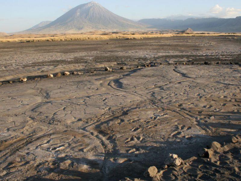 È stata trovata la più grande collezione di impronte umane dell'Africa
