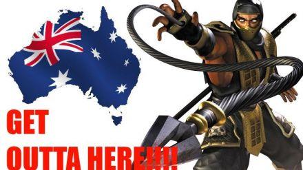 220 videogiochi banditi in australia in soli 4 mesi