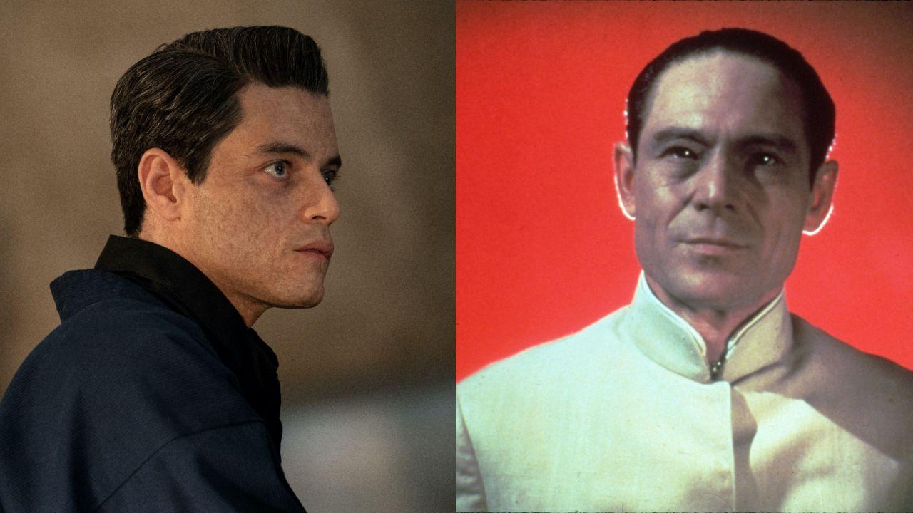 007 No Time To Die, Rami Malek parla della teoria secondo cui interpreterà il Dr. No