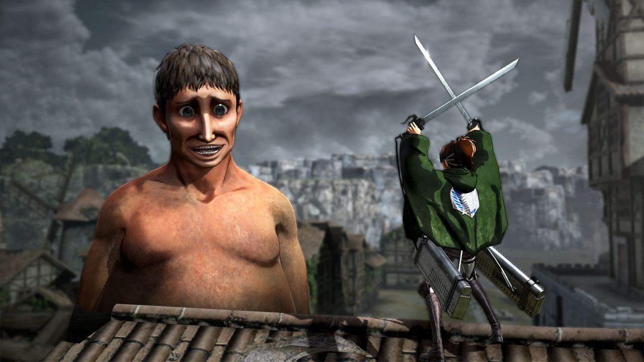 10 personaggi giocabili in Attack on Titan: Rivelate tantissime informazioni