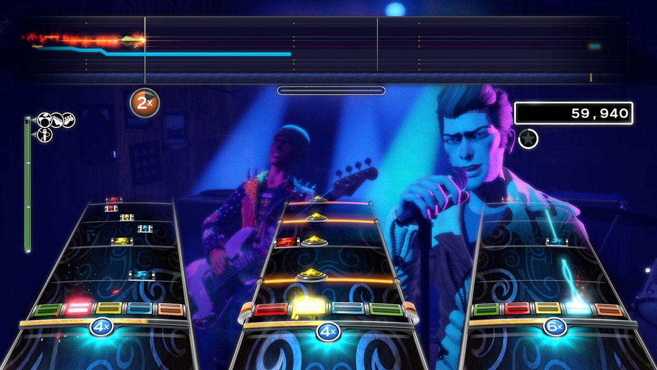 12 canzoni aggiuntive per chi preordina Rock Band 4 in digitale su Xbox One