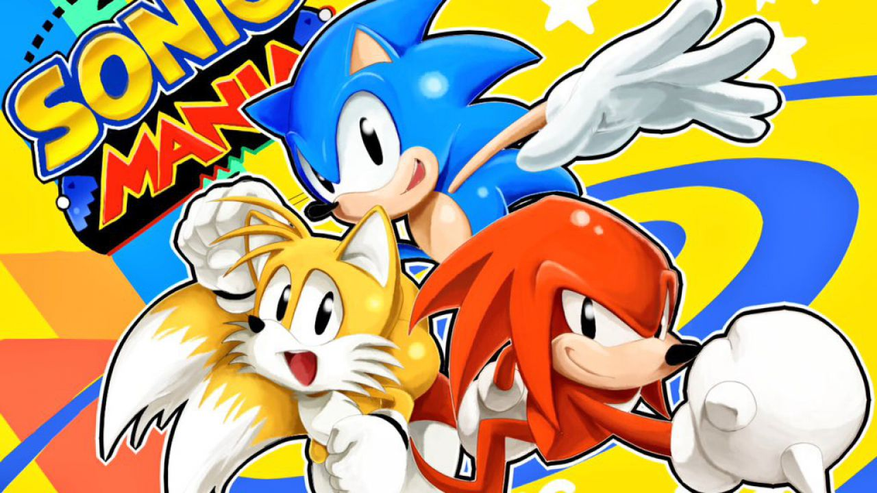 12 minuti di gameplay di Sonic Mania dal PAX West