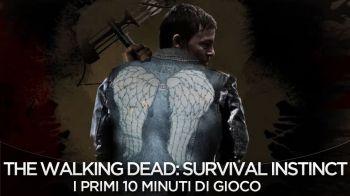 15 minuti di gioco per The Walking Dead: Survival Instinct