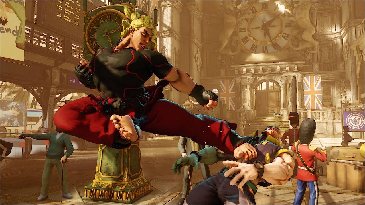 16 personaggi e DLC (quasi) gratuiti per Street Fighter 5