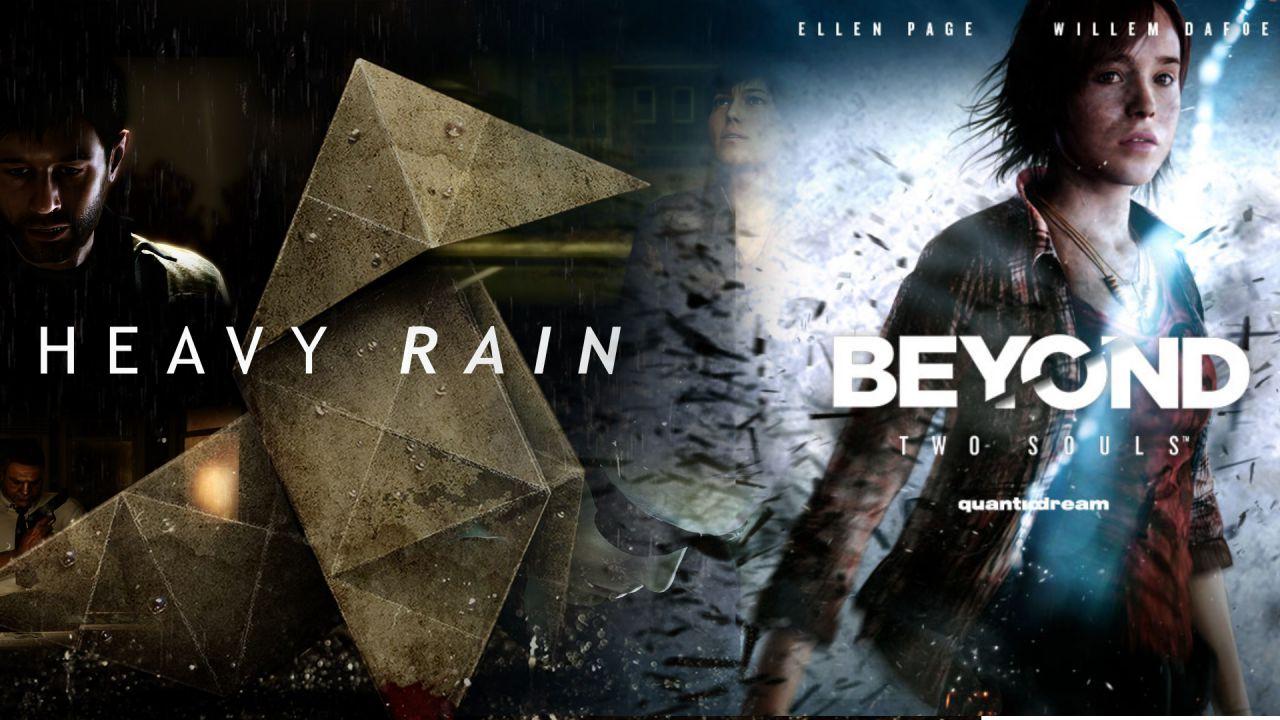 2.8 milioni di copie vendute per Beyond Due Anime, 5.3 milioni per Heavy Rain