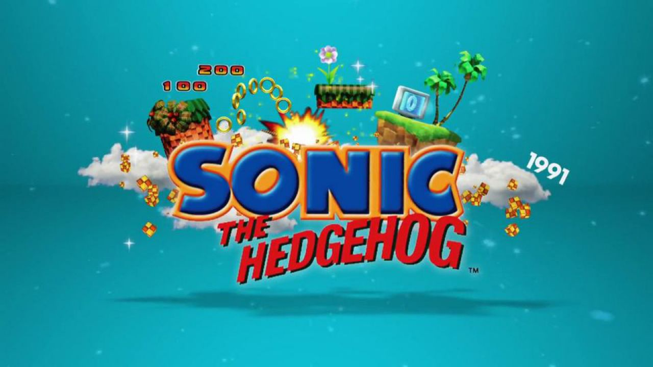 20 anni di Sonic in un trailer celebrativo