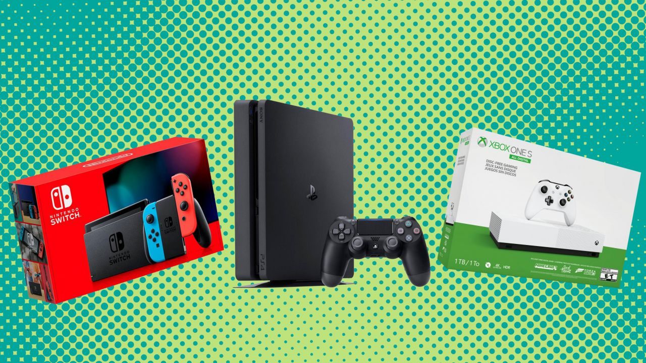 20 giochi in offerta per il Black Friday su Amazon.it a partire da 19.99 euro