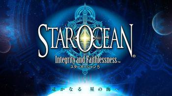 20 minuti di gameplay per Star Ocean: Integrity and Faithlessness