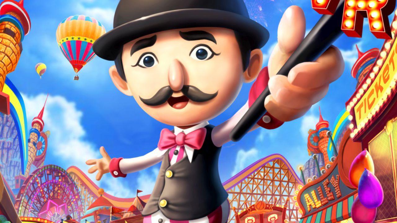 2K annuncia Carnival Games per Nintendo Switch, in arrivo a novembre