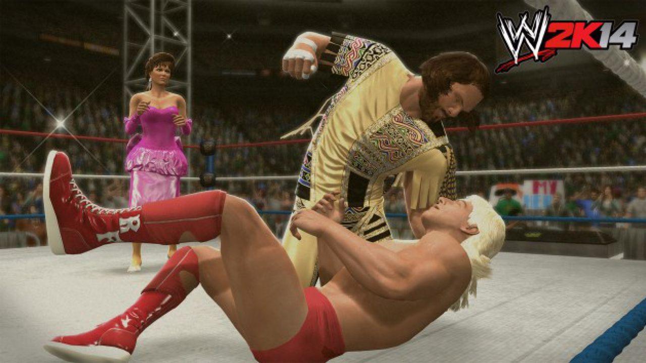 2K Games annuncia WWE 14 per l'autunno 2013
