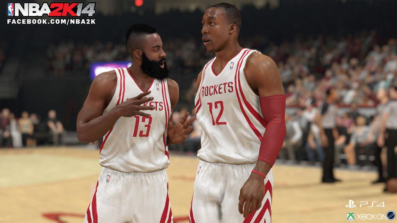2K Games riattiva i server di NBA 2K14 dopo le proteste dei giocatori