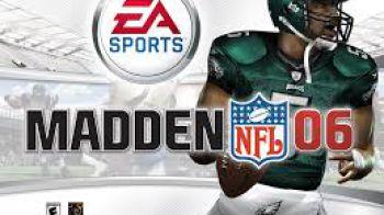 3 video in direct feed di Madden NFL 2006 versione X360