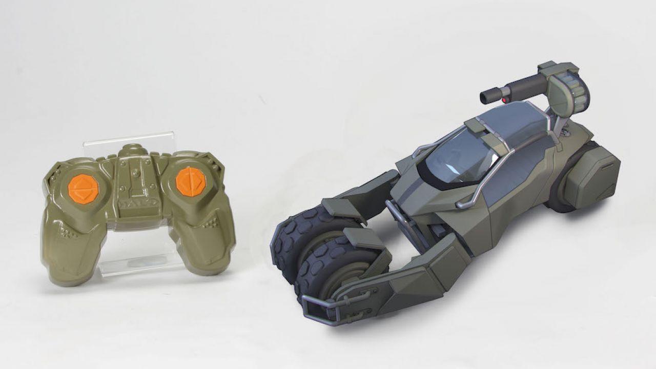 343 Industries e Mattel annunciano l'arrivo di nuovi giocattoli dedicati ad Halo