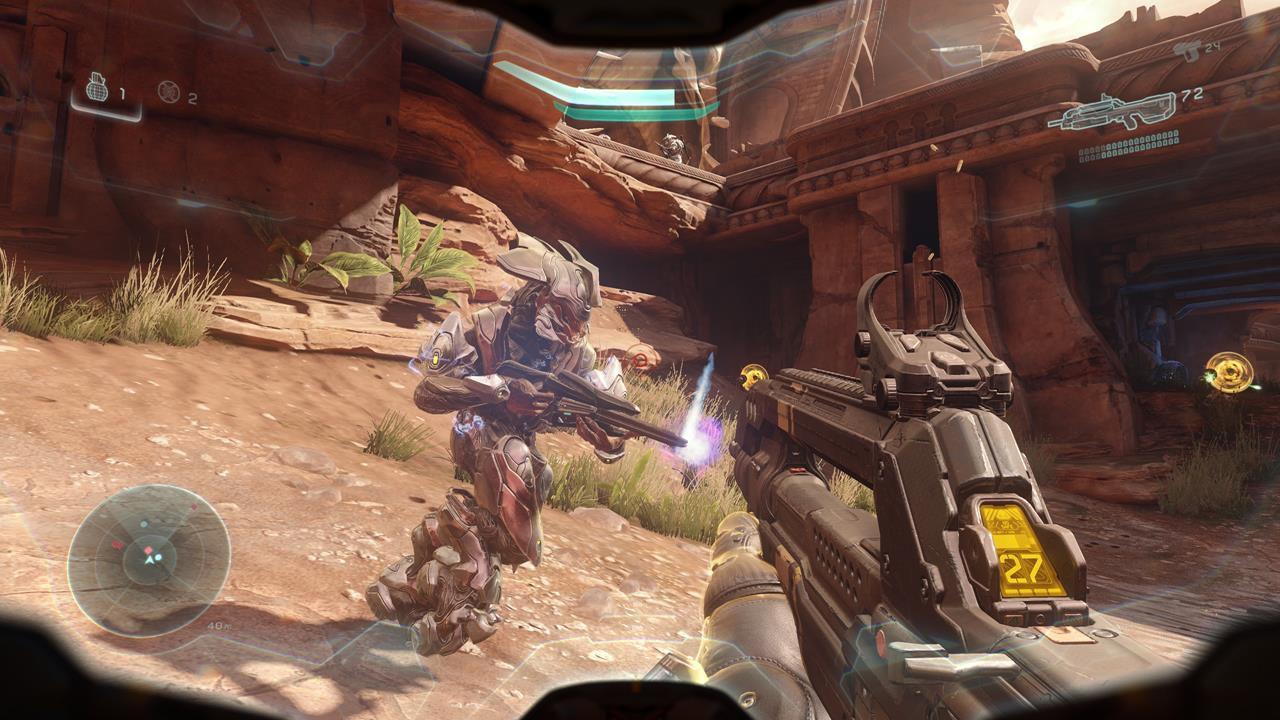 343 Industries presenta le Spartan Company di Halo 5 Guardians