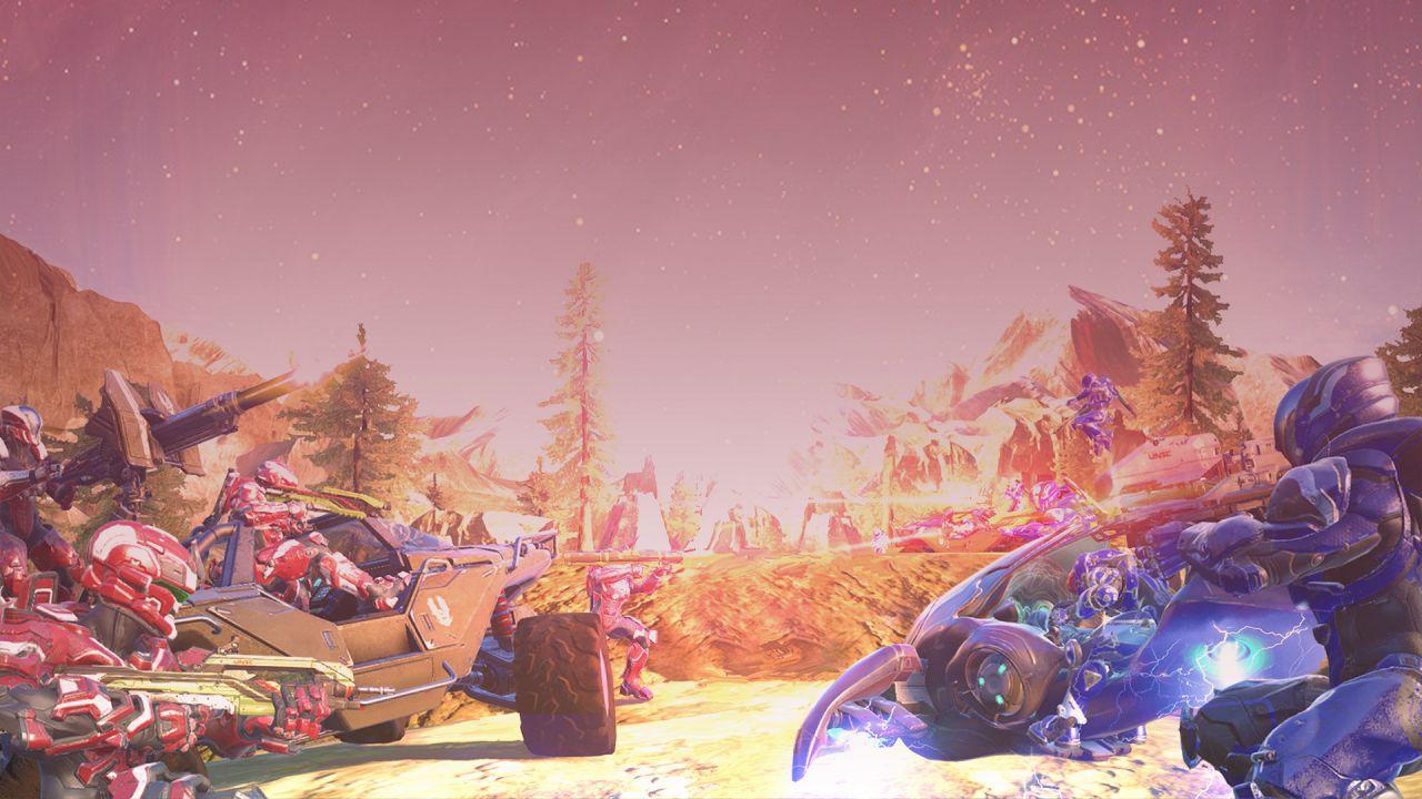 343 Industries punisce chi imbroglia in Halo 5 - Rivelati i cambiamenti a Swat e Warzone