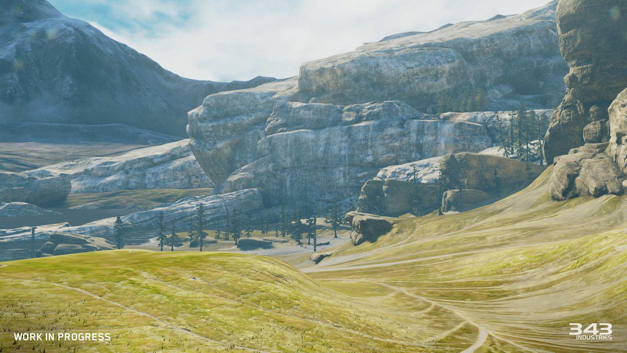 343 Industries rimuove la mappa Orion dal multiplayer di Halo 5 Guardians