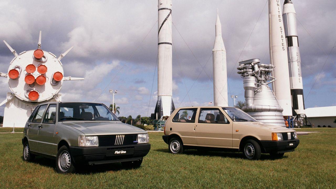 36 anni fa il lancio della Fiat Uno a Cape Canaveral: fu un successo planetario