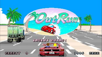 3D OutRun: si mostra in un nuovo video gameplay