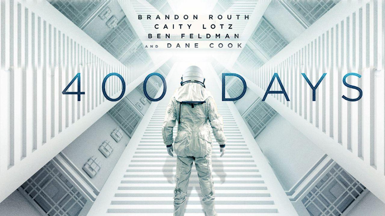 400 Days: il trailer dello sci-fi con Caity Lotz e Brandon Routh