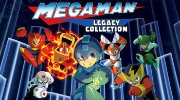 45 minuti di gameplay di Mega Man Legacy Collection