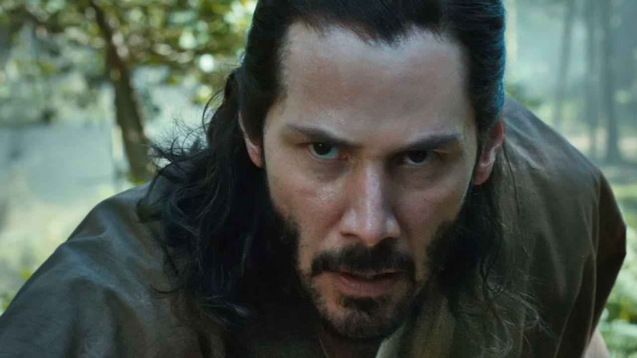 47 Ronin, quando l'uscita del film fu ritardata per dare a Keanu Reeves una love story