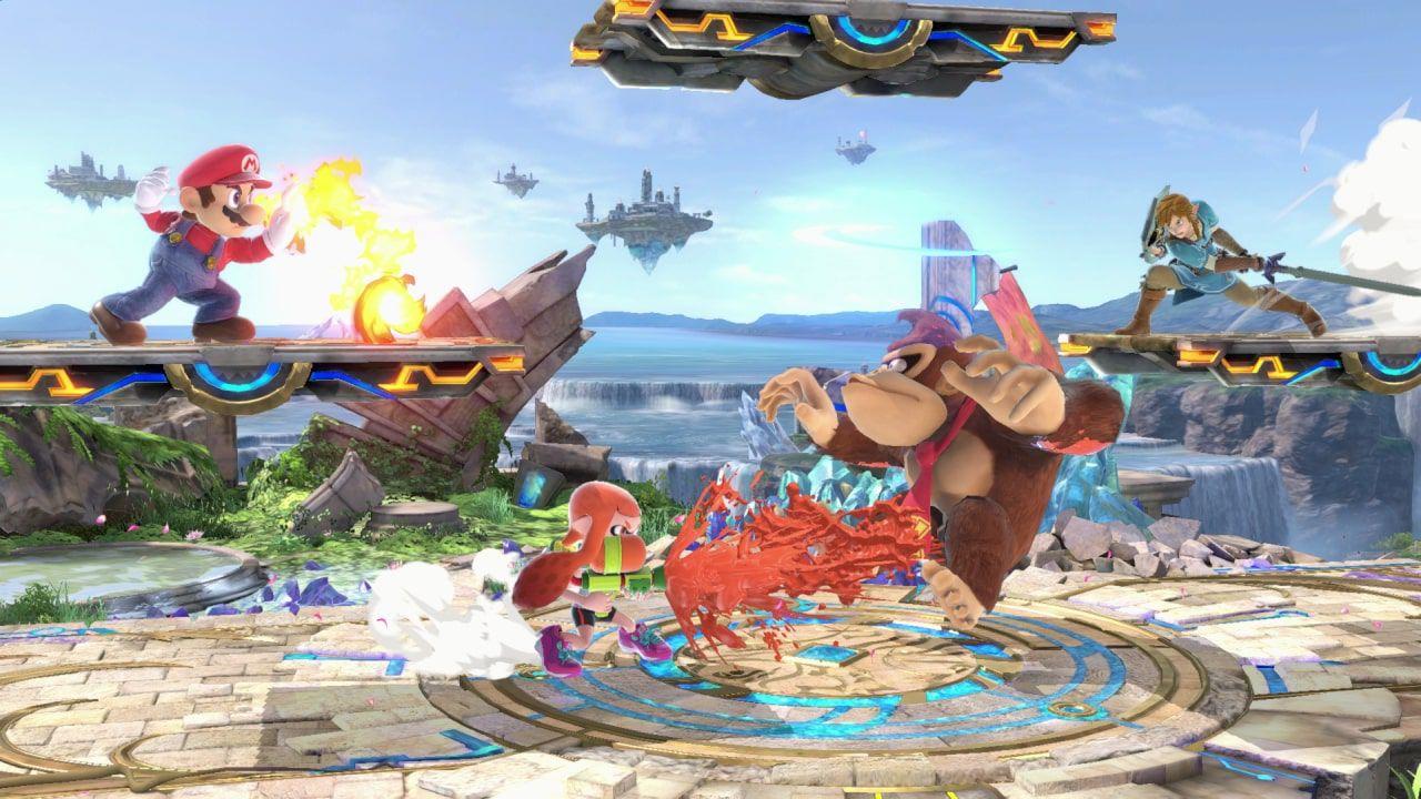 5 consigli per dominare nei combattimenti in Super Smash Bros Ultimate