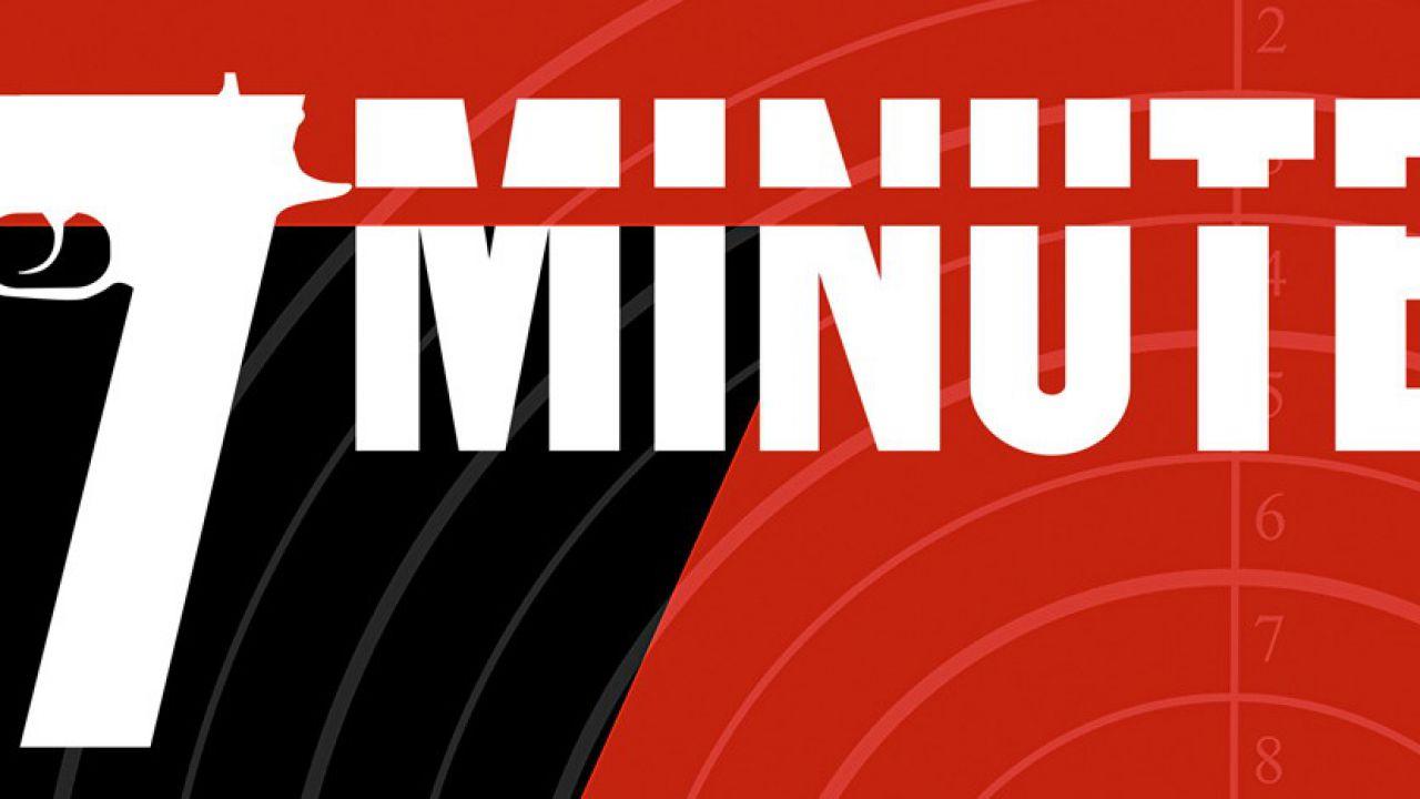 7 minutes: poster e dettagli del nuovo thriller di Jay Martin