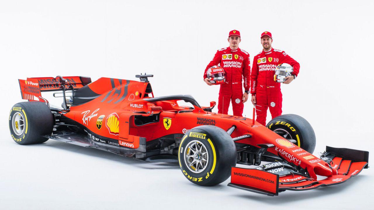 A febbraio la nuova monoposto Ferrari di Formula 1: come seguire il live streaming