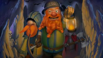 A Game of Dwarves disponibile ora! Trailer di lancio